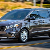 Nouveau Monospace Kia : le Carnival 3 au salon automobile de New York