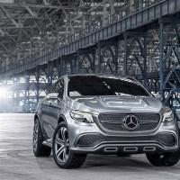 Pékin 2014 : Mercedes crée la surprise avec son Coupé concept SUV
