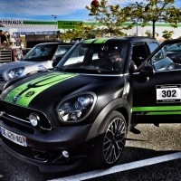 Essai de la très exclusive Mini Countryman ALL4 Dakar Winner 2013