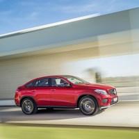 Mercedes dévoile le GLE, son nouveau SUV coupé sportif