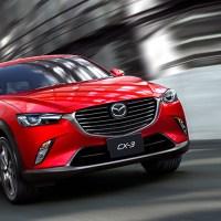 Nouveau Mazda CX-3 : des prix à partir de 20 650 euros