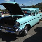 beautiful powder blue classic chevy waynesville chevy 3rd disabled american veterans car show