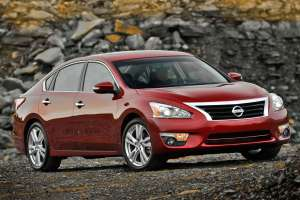Chrysler, GM fill 8 of MSN 15 Most Improved Vehicles Last 10 Years - 2013 Nissan Altima