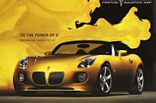 Underrated Ride Of The Week: 2007-2009 Pontiac Solstice GXP