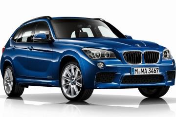2012 BMW X1 M-Sport