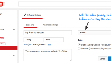 youtube-screencast