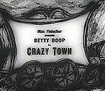 Crazy Town (1932) - Talkartoons Theatrical Cartoon