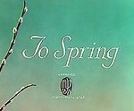 To Spring (1936) - Happy Harmonies