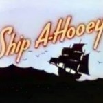 Ship A-Hooey (1954) - Herman and Katnip