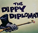 The Dippy Diplomat (1945) - Woody Woodpecker
