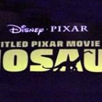 PIXAR Dinosaur Film