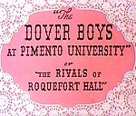 The Dover Boys At Pimento University Or The Rivals Of Roquefort Hall (1942) - Merrie Melodies