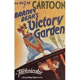 Barney Bear's Victory Garden