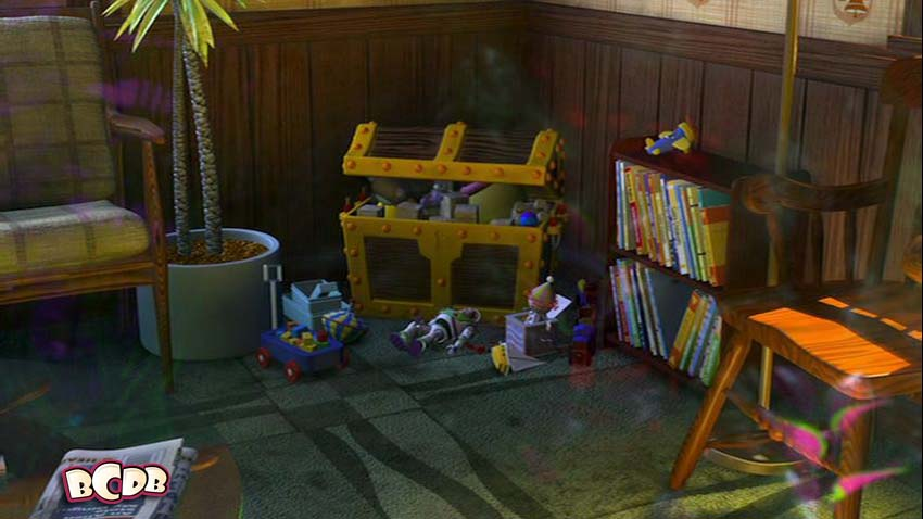 Finding the Hidden Easter Eggs in Finding Nemo