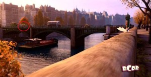 Pizza Truck Cameo in Ratatouille