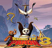 Kung Fu Panda 3 Pulled Forward