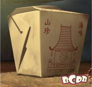 Chinese food box From Bugs Life