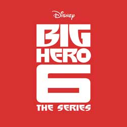 Big Hero 6 As Animation Series