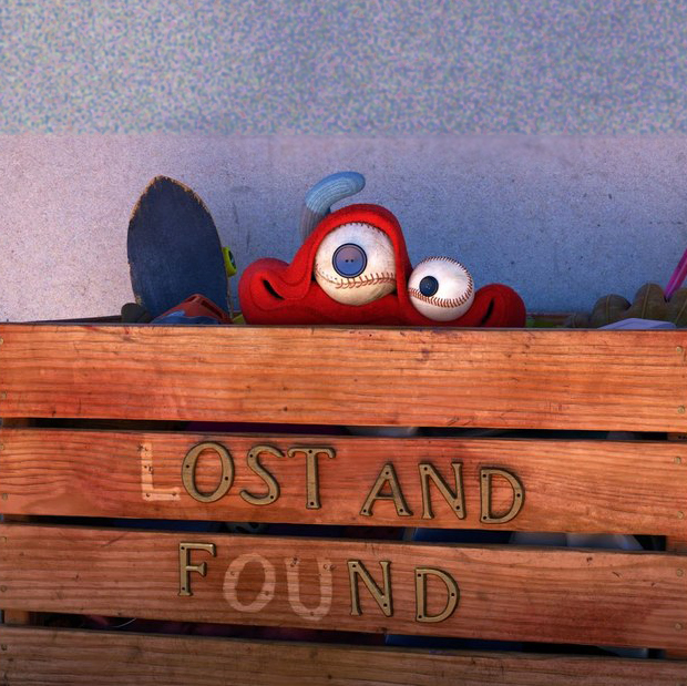 Pixar Announces Short Lou