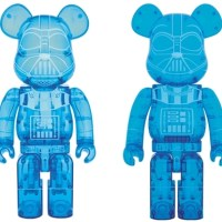 DARTH VADER HOLOGRAPHIC Ver 400% 1000% ベアブリック (BE@RBRICK) [情報]