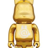R@BBRICK CHROME 1/6計画 CHROME GOLD 400% (ラブブリック) [ネット発売]