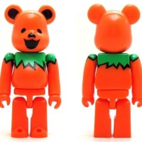 GRATEFUL DEAD DANCING BEARS シリーズ29 ベアブリック (BE@RBRICK)