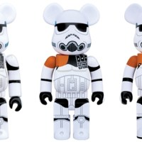STAR WARS SANDTROOPER 100% 400% 1000% ベアブリック (BE@RBRICK) [情報]