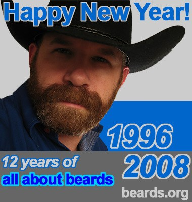 all about beards' twelfth anniversary