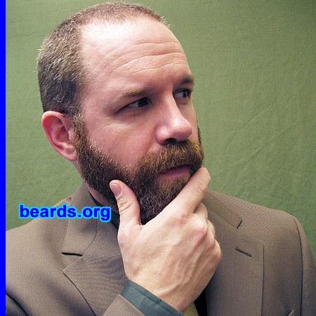 Steven, bearded adventurer