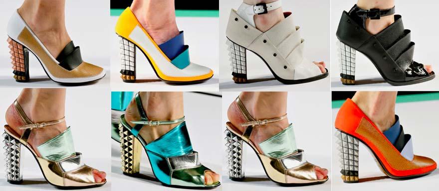 Fendy SS 2013 Milano Fashion Week