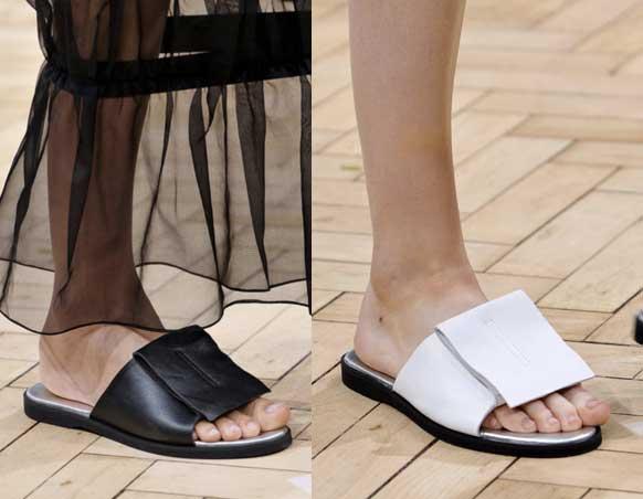J. W. Anderson | London Fashion Week / Semana de la Moda de Londres | Spring-Summer 2014 | Primavera-Verano 2014 | Shoes / Calzado