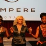 Joyas Sempera. Africa Fashion Week Barcelona 2015. The designer | La Diseñadora