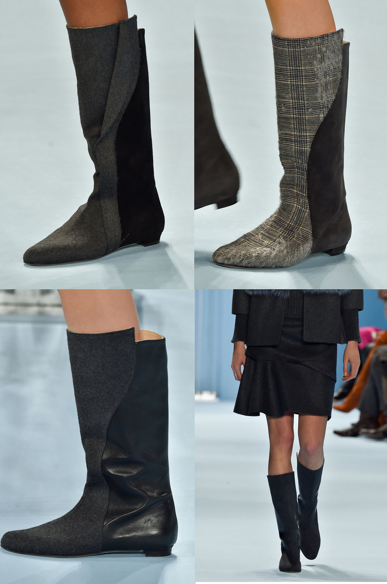 Carolina Herrera Fashion Boots