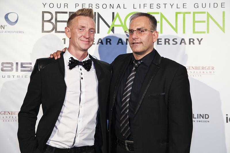 Die Berlinagenten Henrik & Jan