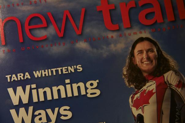 Tara Whitten - Track Star