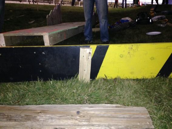 The Gap Jump