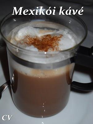 kávé 005 mexikói