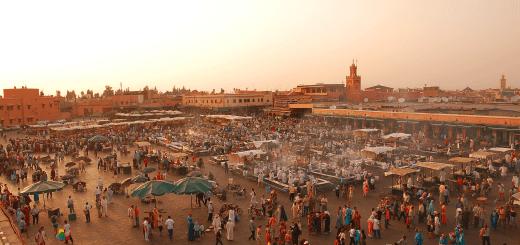 Maroc Marrakesh
