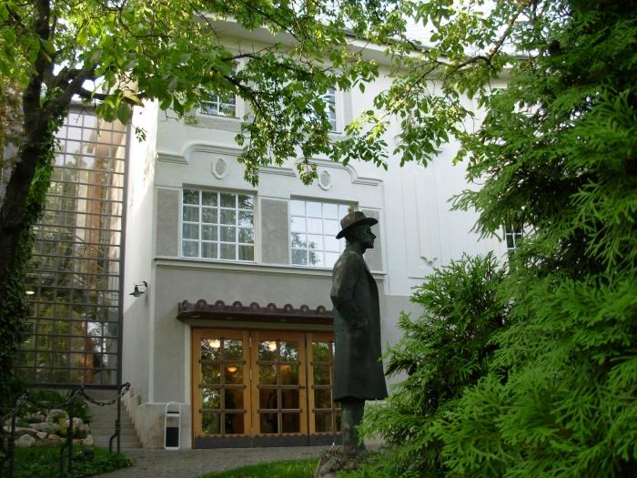 Casa memoriala Bela Bartok