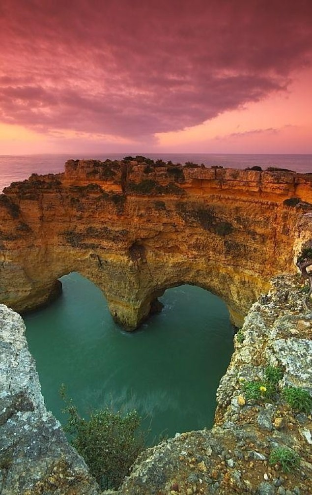 Portugalia, Algarve; sursa foto - pinterest, autor necunoscut