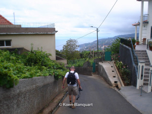 Hiking on Madeira