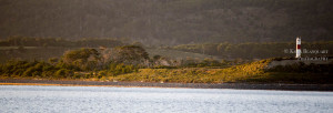 HQ3A1098Beagle Channel, Lighting house, Sunrise by Koen Blanquart in Antarctica