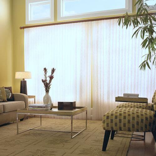 Sheer shade windows