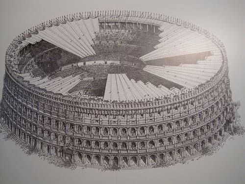 Colosseum Velarium