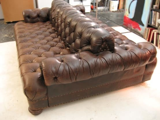Double Sided Chesterfield