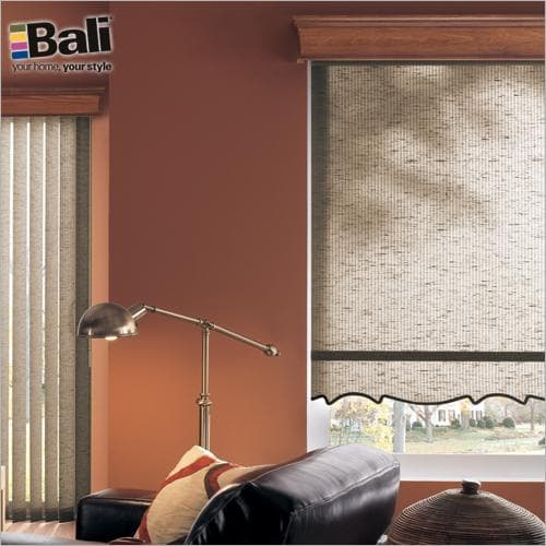 Bali Light Filtering Roller Shade