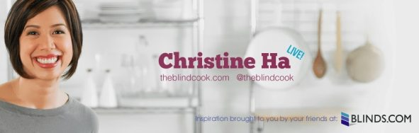 Christine Ha Blinds.com Hangout