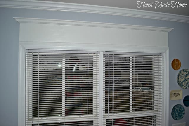 DIY Window Molding from House Made Home