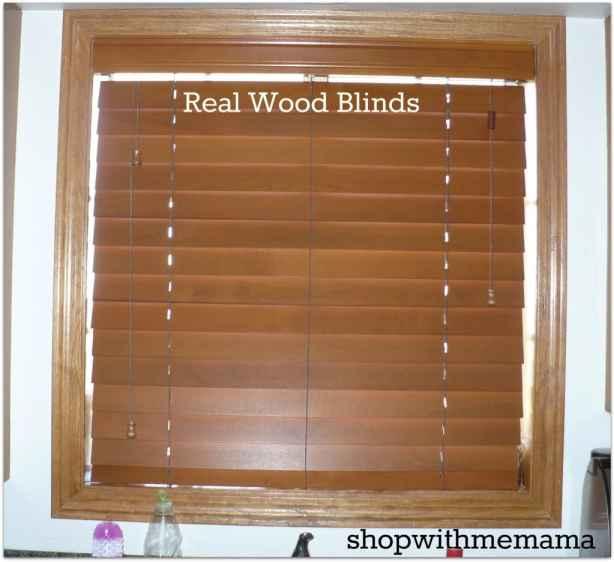 """Blinds.com Brand 2 1/2"""" Wood Blinds"""