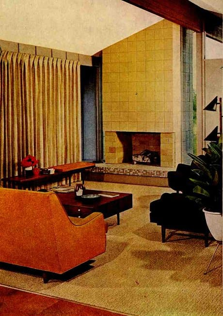 Go Mod Part 1 Mid Century Modern Window Treatments The